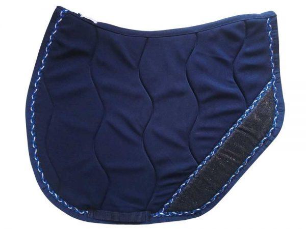 tapis-de-selle-sport-bleu-marine-equifil