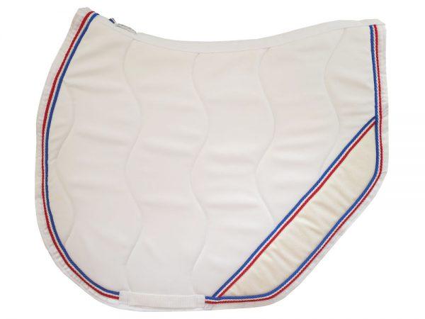 tapis-de selle-blanc-france-equifil-2