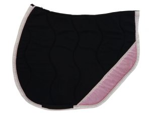 tapis-de-selle-noir-rose-equifil